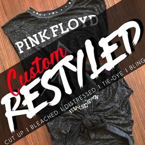 ✂️ CUSTOM RESTYLED CLOTHING ✂️ 👉🏼👉🏼👉🏼